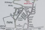 Mapa - Kako stići do Vile Vidikovac